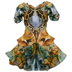 Alexander McQueen Platos Atlantis Dress 2010