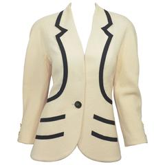 Chanel Vintage 1991 Collection 25 Jacket
