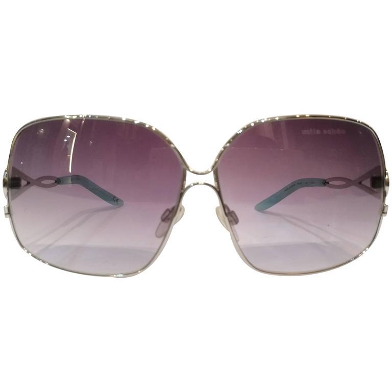 Mila Schon Multitone Sunglasses For Sale
