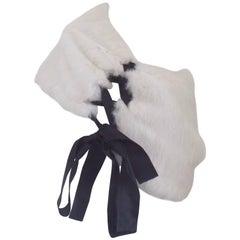 Laltramoda Vintage white shrug