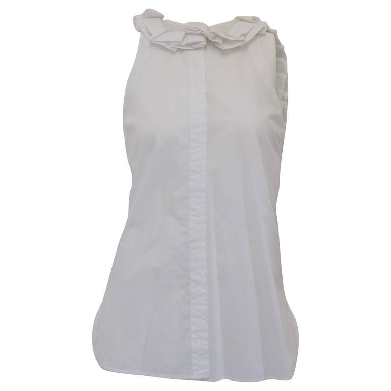 Ermanno Scervino white knitwear 1