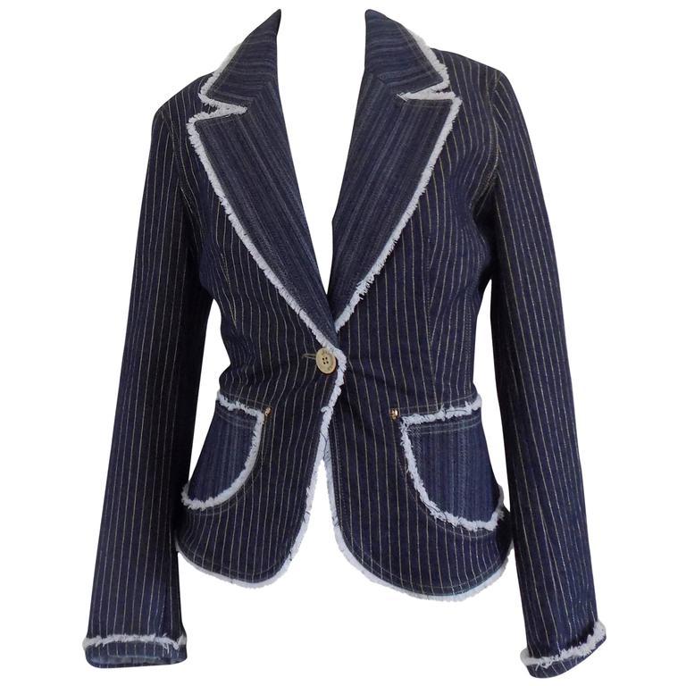 Cappopera Denim Jacket