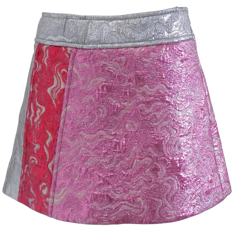 Miu Miu multicolour skirt 1