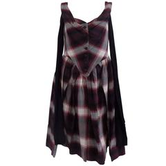 Vivienne Westwood Tartan Dress