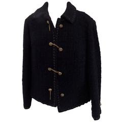 Icemper black jacket