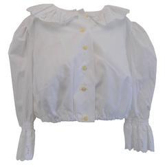 Whie Tailored shirt