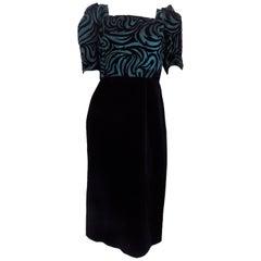 Jung Modisch long dress