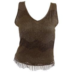 Krizia vintage shirt