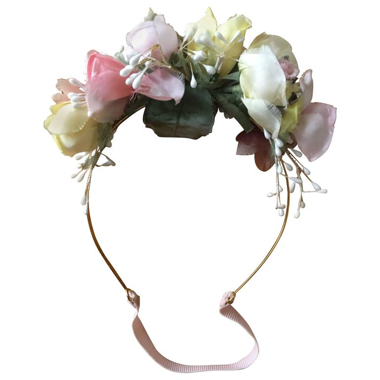 9044d636cdc Gucci 2016 Floral Headband by Alessandro Michele New in Box For Sale ...