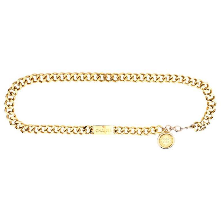 Chanel Classic Chain Belt 1
