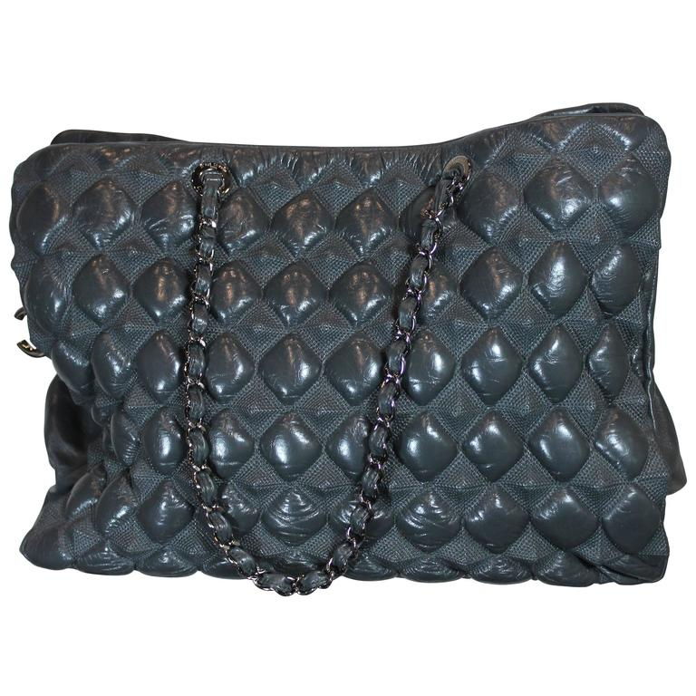 "Chanel ""PARIS-MOSCOU"" Bubble Pyramid Tote, 2009  For Sale"