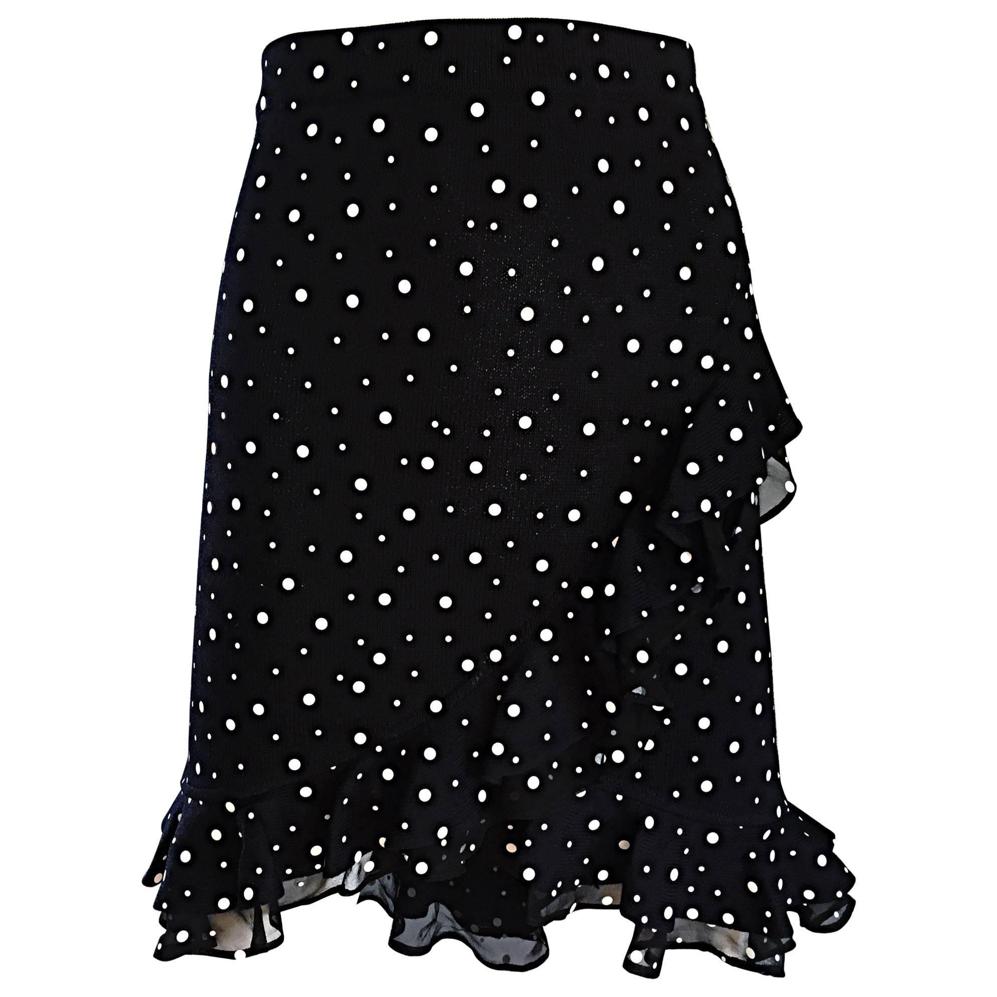 2f147d6761a8 Vintage St. John by Marie Gray Navy Blue Santana Knit Jumpsuit w  Stirrup  Pants For Sale at 1stdibs