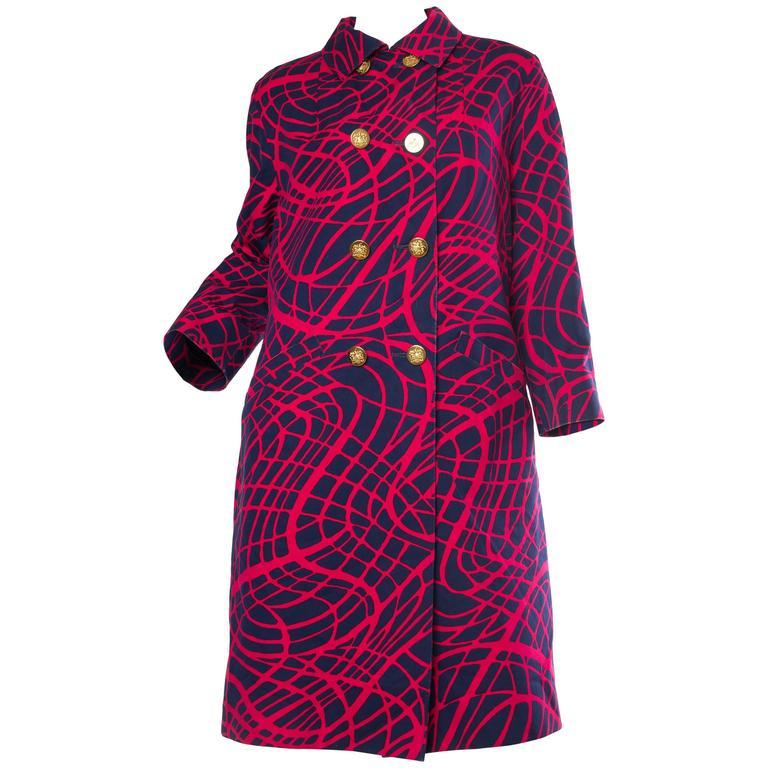 1960s Aquascutum Coat