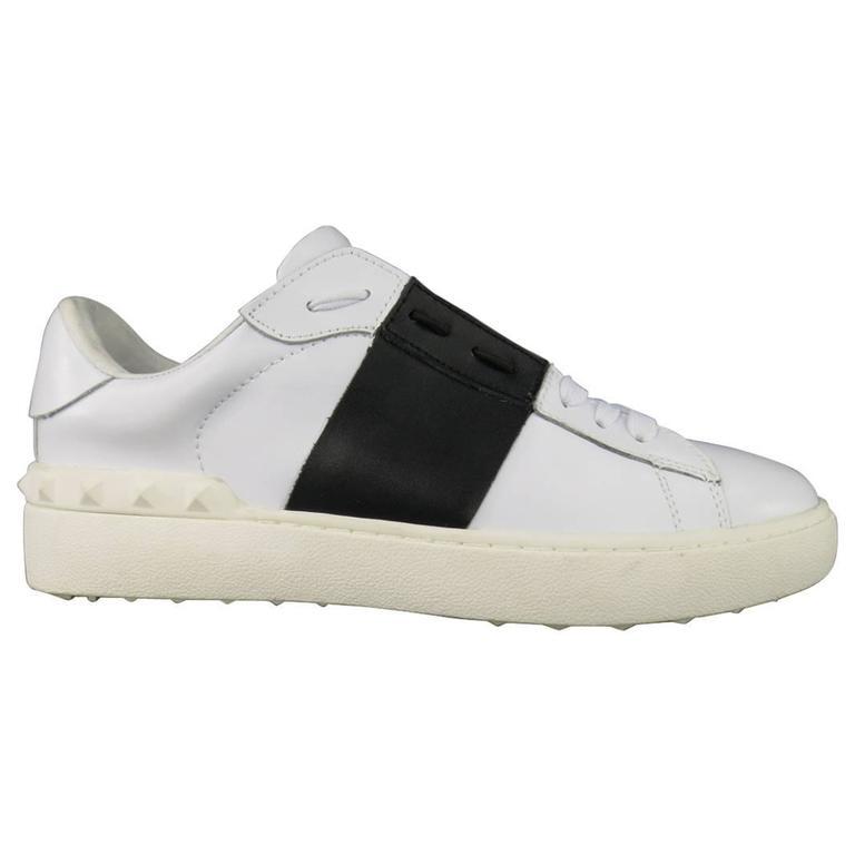 Valentino White Rubber Shoes