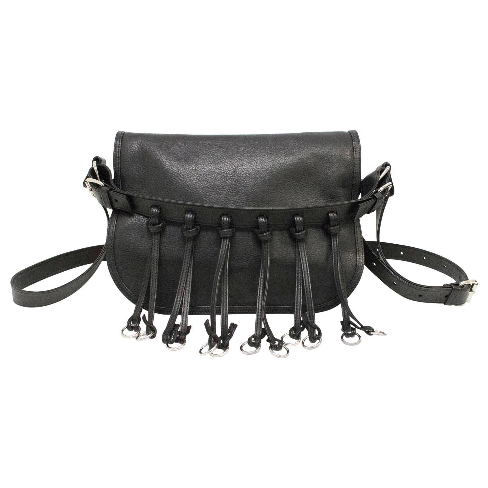 dbbbb3bc2a51 achetez Chanel Black Quilted Leather Ultimate Stitch Flap Bag chez labellov  pour le meilleur prix