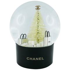 Chanel Snow Dome