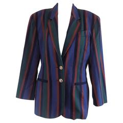 1970s Debeaux Multicolour Jacket