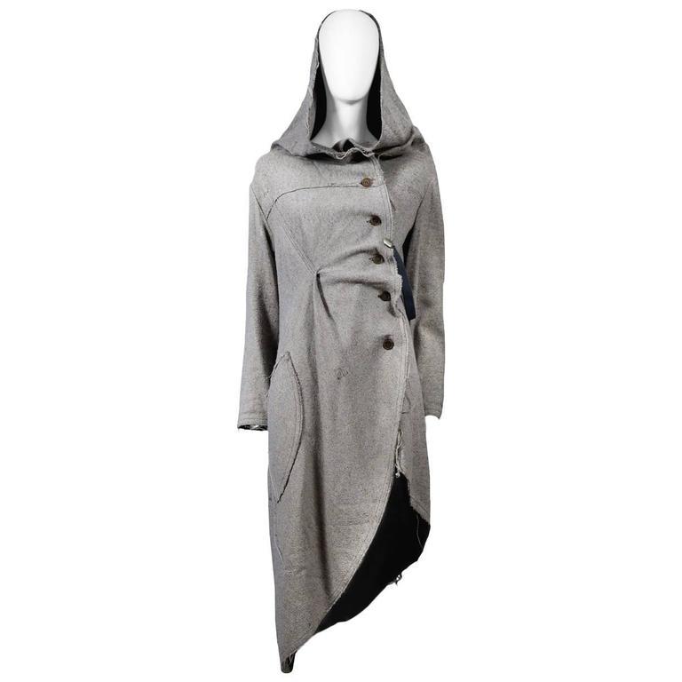 Issey Miyake RawEdge Coat 2004