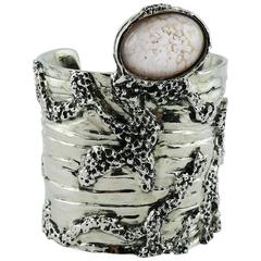 Yves Saint Laurent YSL Arty Cuff Bracelet