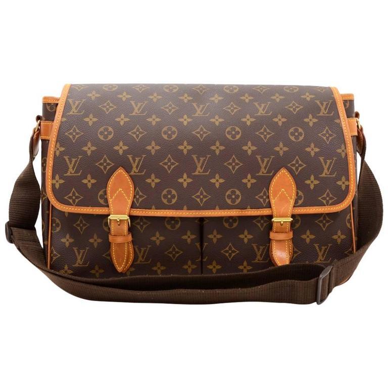 Louis Vuitton Satchel Bag In Brown Monogram Canvas eIp1n3