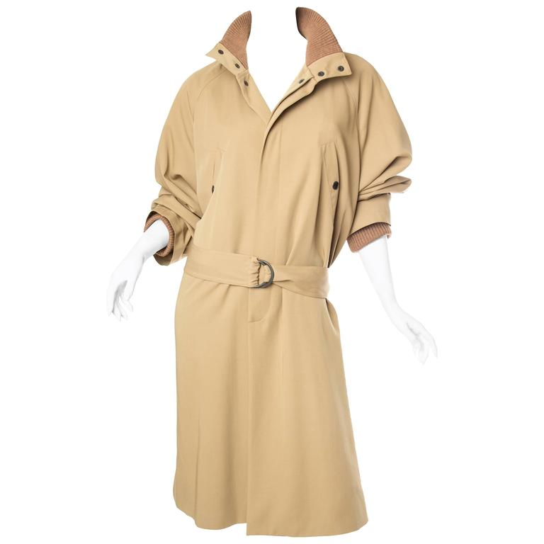 Jean Paul Gaultier Unisex Collection Astrology Trenchcoat  For Sale