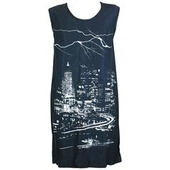 Martin Margiela Lighting Skyline Dress