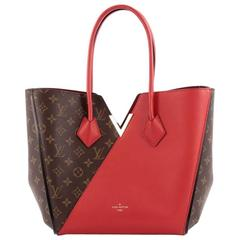 Louis Vuitton Kimono Monogram Canvas and Leather