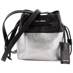 Miu Miu Bucket Bag Leather Small