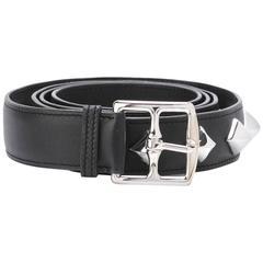 Hermes Studdes Belt