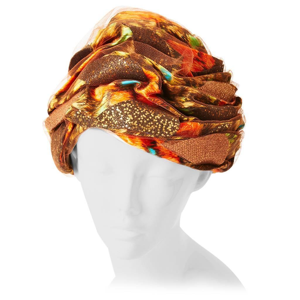 Christian Dior Turban For Sale At 1stdibs