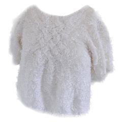 1980s White Handmade shirt