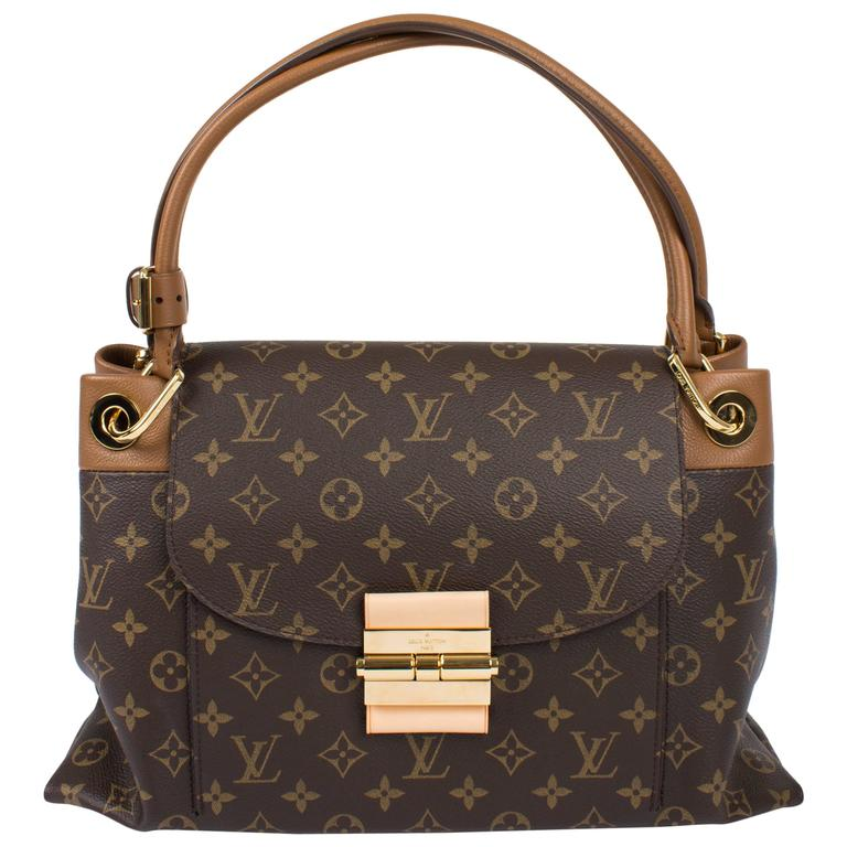 1add731ff604 Louis Vuitton Monogram Olympe Bag at 1stdibs
