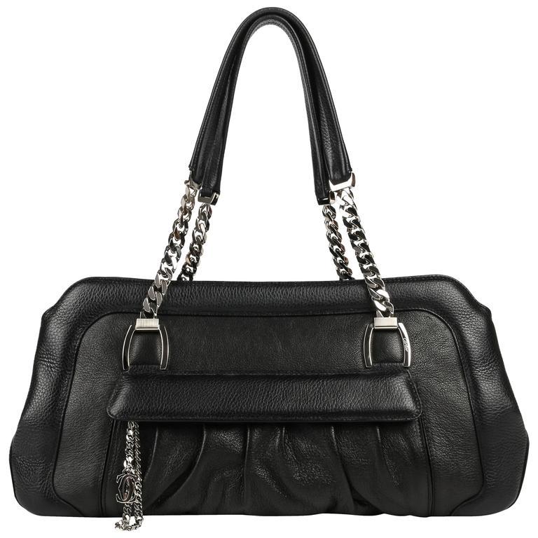 Cartier La Dona Chain Handle Shoulder Bag rz6x6iexg