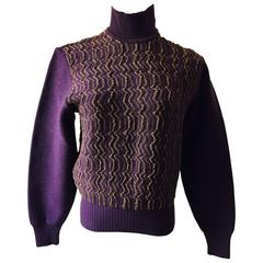 Vintage Azzedine Alaia  Sweater M.