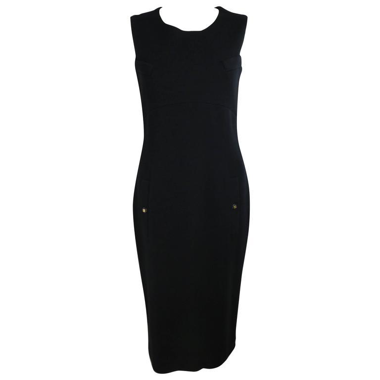 Chanel Little Black Dress 1