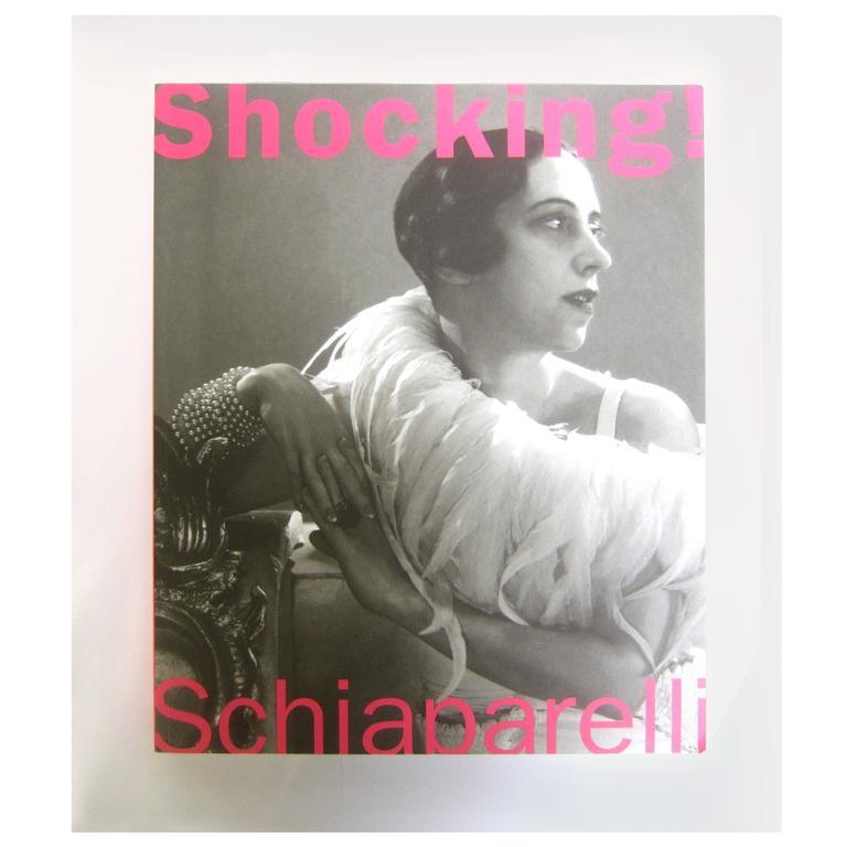 Schiaparelli Shocking The Art & Fashion Book