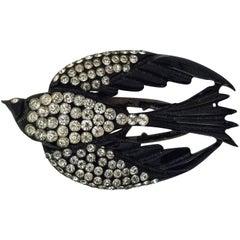 30s Blackbird Sweater Clip