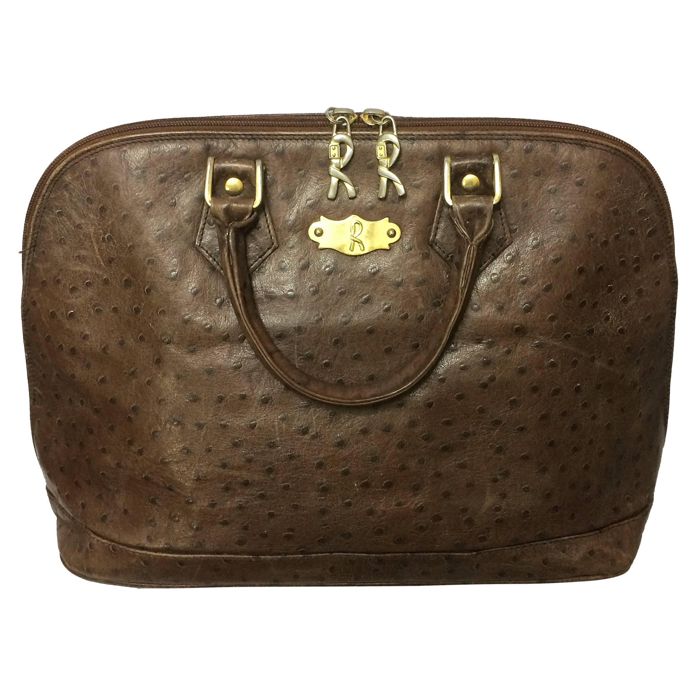 1stdibs Saks Fifth Avenue Striped Velvet Handbag Made In Italy 3KDO3FdT