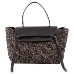 Celine Belt Bag Tweed Small