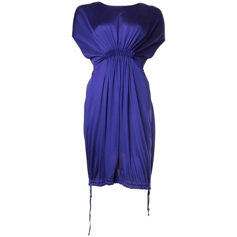 Jil Sander Jersey Dress