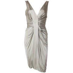 Christian Dior Slinky Jersey Dress