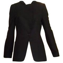 2012 McQ Alexander McQueen  Black Blazer 44 (itl)