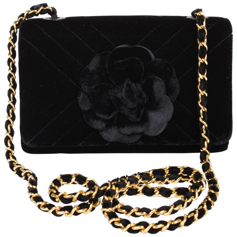 712bee4a76b7 Black and gold chanel bag - Print Discount