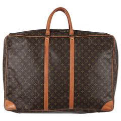 LOUIS VUITTON Vintage Monogram Canvas SIRIUS 65 Large SUITCASE Travel Bag