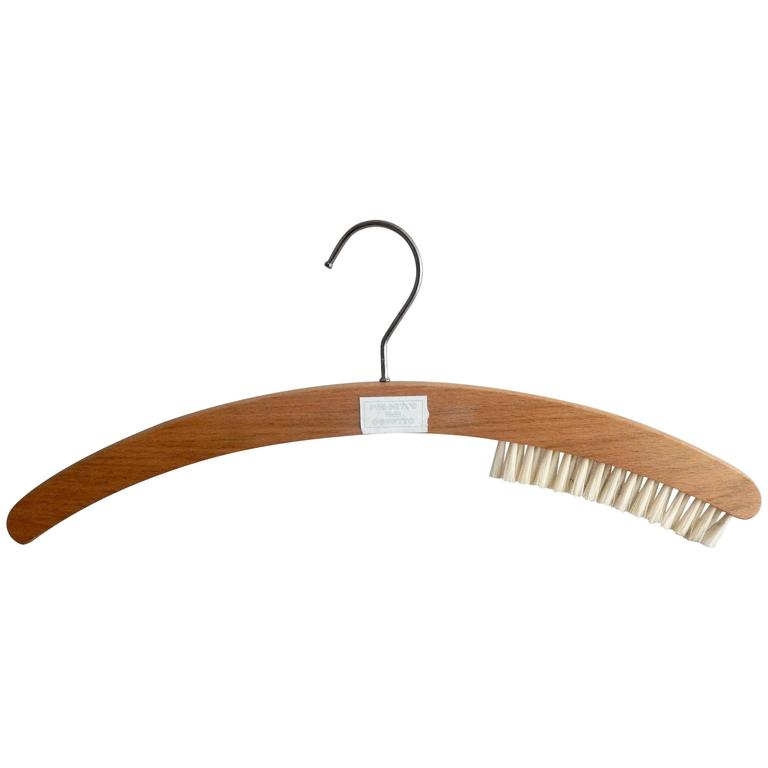 1990s Konstantin Grcic Clothes Hanger/Brush for Progetto Oggetto/Cappellini 1