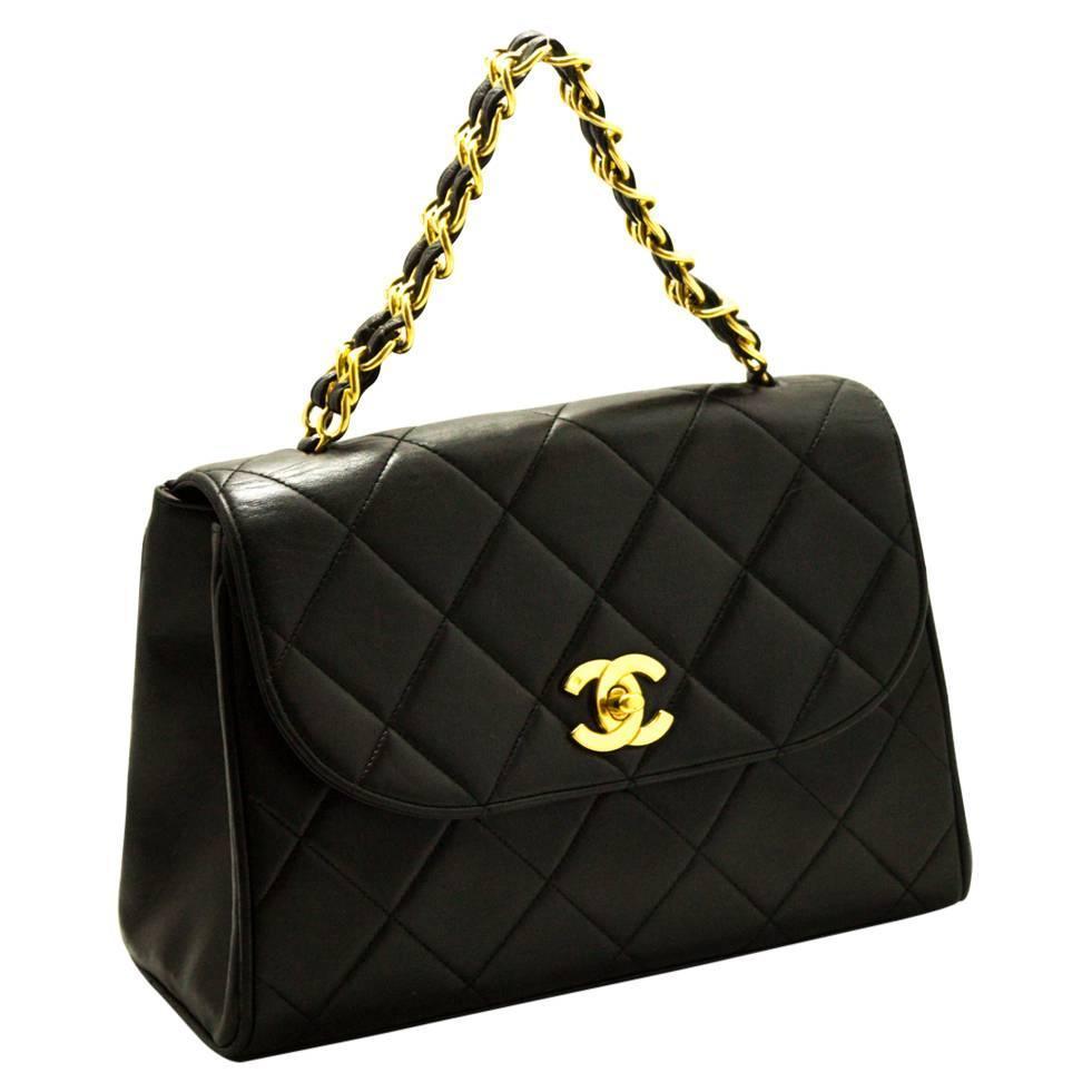 14b33cebcd7a Chanel Purse Gold Chain