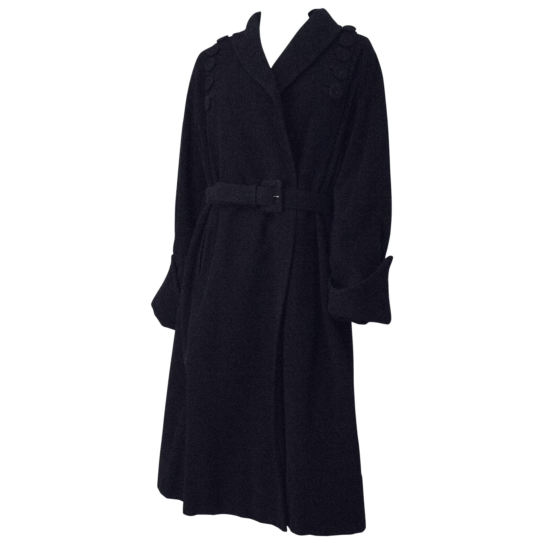 50s I Magnin and Co Coat