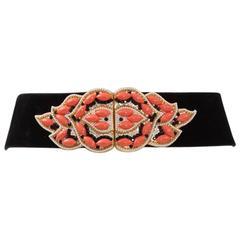 Henryks Bijoux Velvet Belt