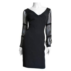Sophie Sitbon Cage Sleeve Dress