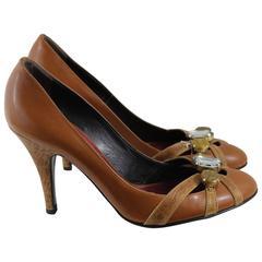Nice pair of Giuseppe Zanotti High Heel Shoes with Stones